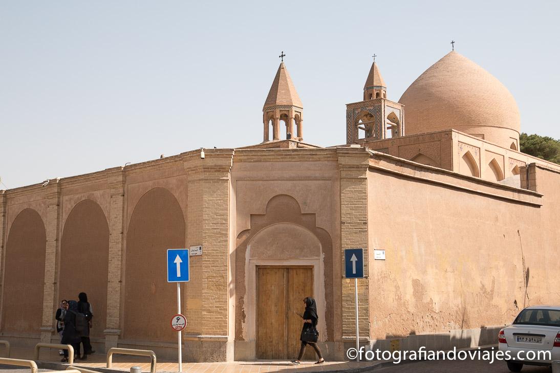 Catedral Vank en Isfahan