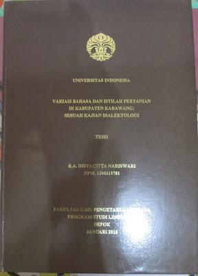 JASA JILID SOFT COVER TERMURAH JAKARTA