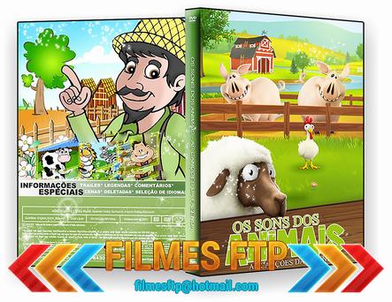 os sons dos animais as canções da fazenda 2016 dublado dvd r avi