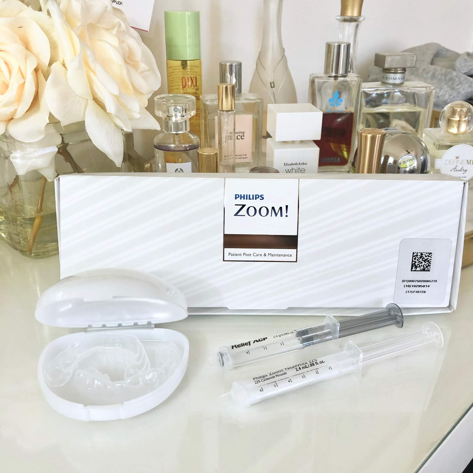 My Philips Zoom Teeth Whitening Experience With Before And After