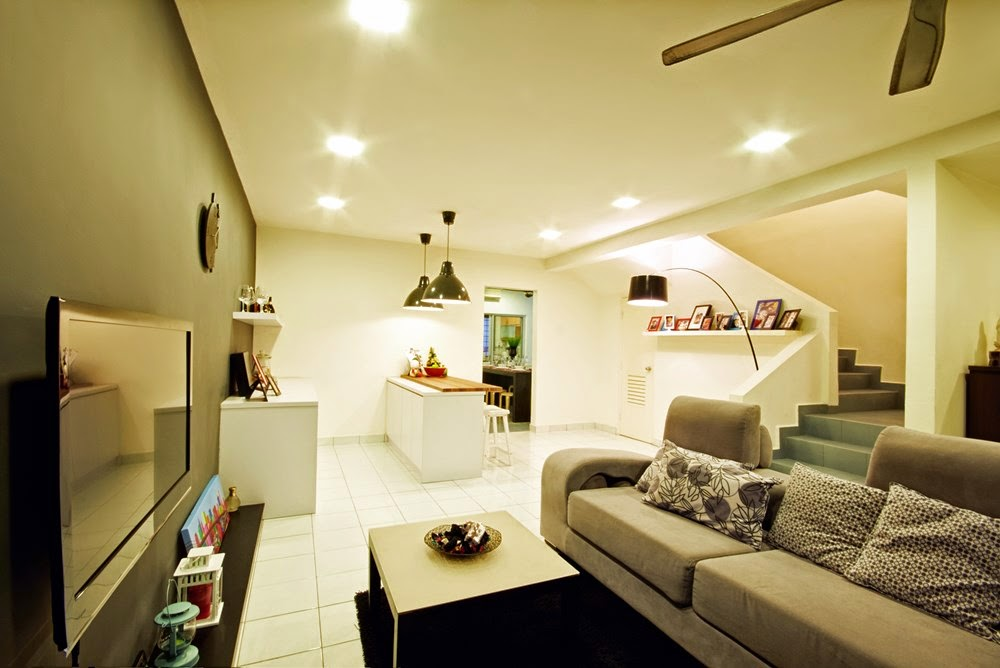 Malaysia Home Renovation Blog  Storey Terrace House Renovation  Simplicity Reigns In The Jc