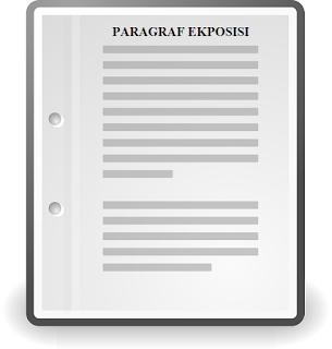 Pengertian paragraf eksposisi