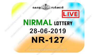 KeralaLotteryResult.net, kerala lottery kl result, yesterday lottery results, lotteries results, keralalotteries, kerala lottery, keralalotteryresult, kerala lottery result, kerala lottery result live, kerala lottery today, kerala lottery result today, kerala lottery results today, today kerala lottery result, Nirmal lottery results, kerala lottery result today Nirmal, Nirmal lottery result, kerala lottery result Nirmal today, kerala lottery Nirmal today result, Nirmal kerala lottery result, live Nirmal lottery NR-127, kerala lottery result 28.06.2019 Nirmal NR 127 28 June 2019 result, 28 06 2019, kerala lottery result 28-06-2019, Nirmal lottery NR 127 results 28-06-2019, 28/06/2019 kerala lottery today result Nirmal, 28/6/2019 Nirmal lottery NR-127, Nirmal 28.06.2019, 28.06.2019 lottery results, kerala lottery result June 28 2019, kerala lottery results 28th June 2019, 28.06.2019 week NR-127 lottery result, 28.6.2019 Nirmal NR-127 Lottery Result, 28-06-2019 kerala lottery results, 28-06-2019 kerala state lottery result, 28-06-2019 NR-127, Kerala Nirmal Lottery Result 28/6/2019
