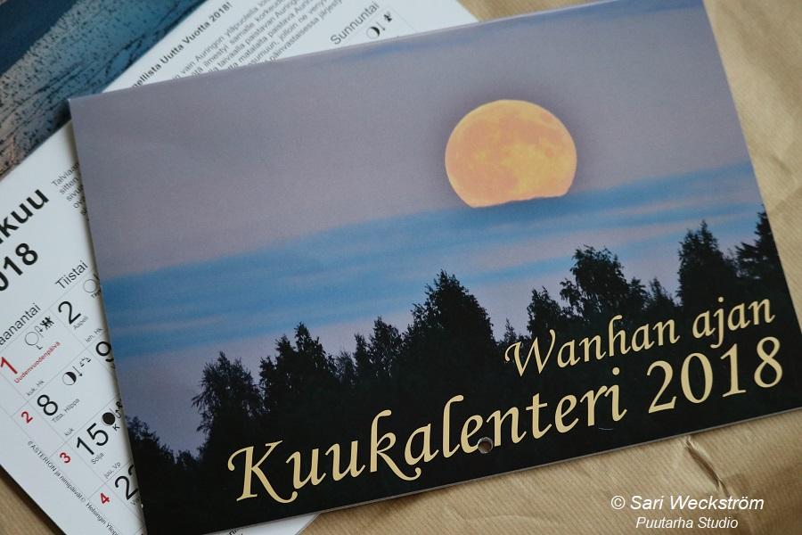 kuu kalenteri