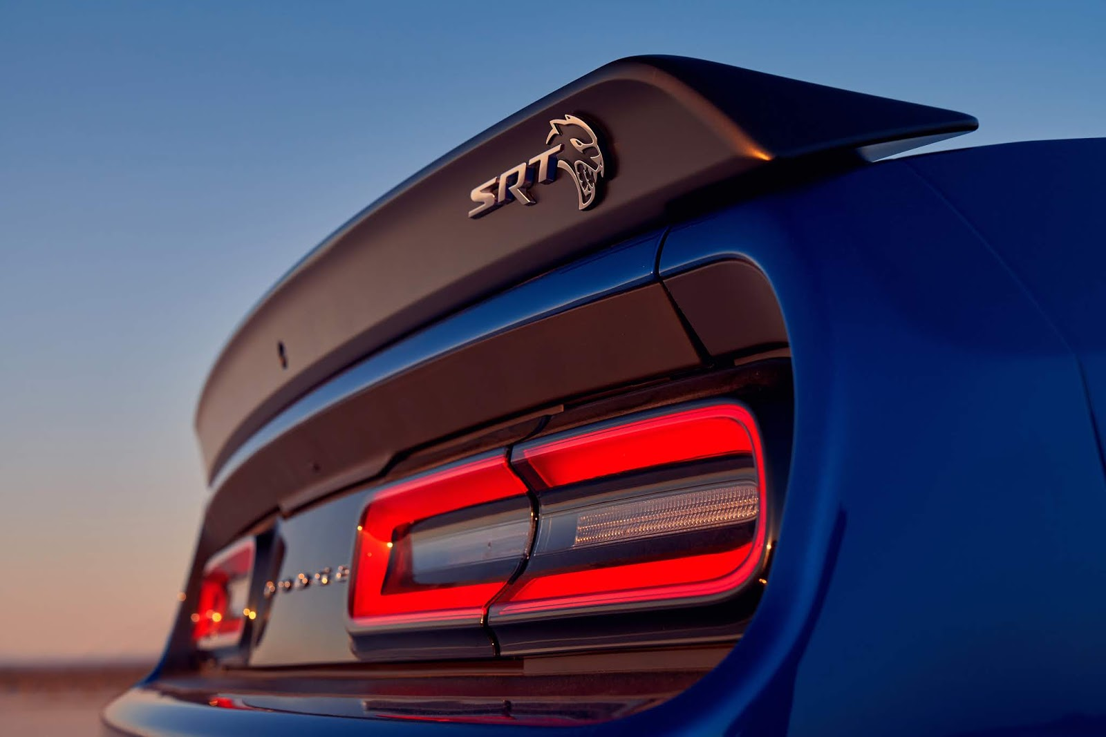 Beauty In The Details 2019 Dodge Challenger Srt Hellcat Redeye