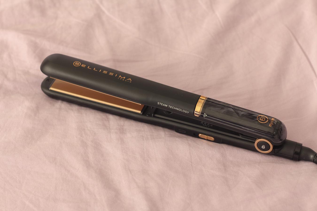 piastra a vapore per capelli bellissima imetec my pro steam notino