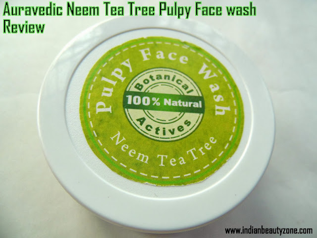 Face wash for oily acne prone skin