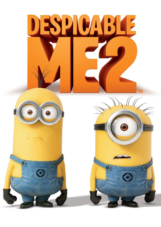 Nonton Film Despicable Me 2 (2013)
