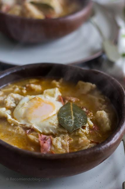 Sopa Castellana RecomiendoBlog
