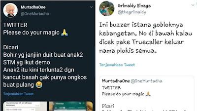 Viral 'Grup WA Anak STM' Dibongkar Netizen, Ini Respons Polri