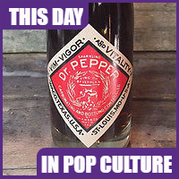 Dr. Pepper was invented on December 1, 1885