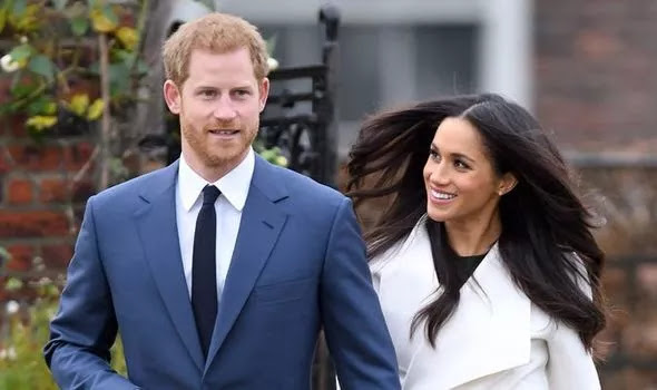 Kind thoughts for Meghan Markle