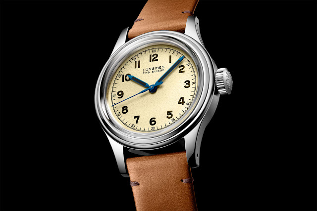 Review 2020 Longines Heritage Military Marine Nationale Watch Replica