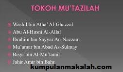 Tokoh-tokoh Mu'tazilah dan Pemikirannya