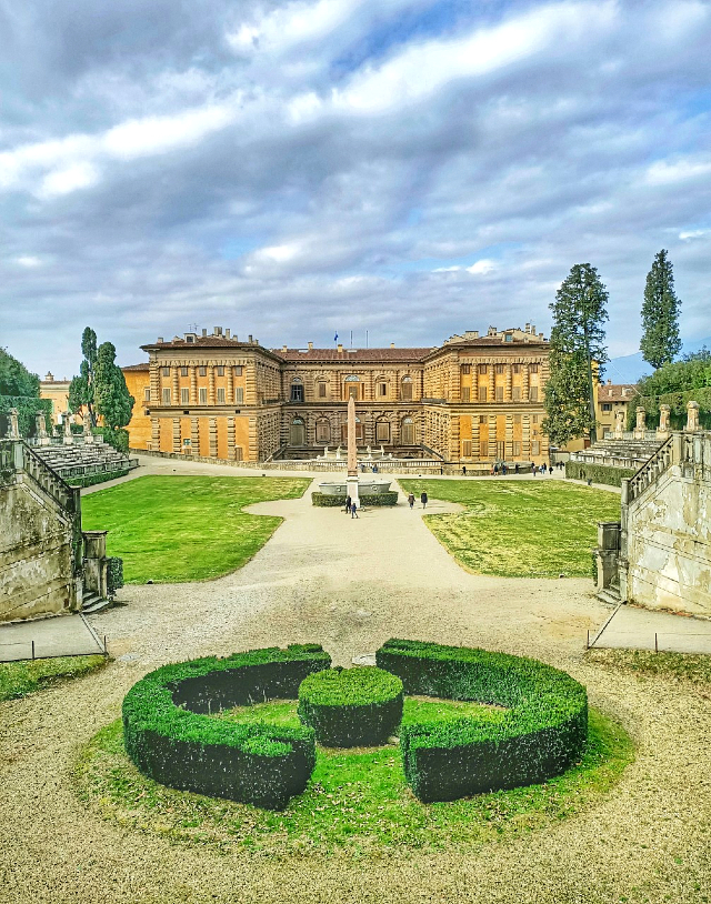 Palazzo Pitti and the Boboli Garden, Florence