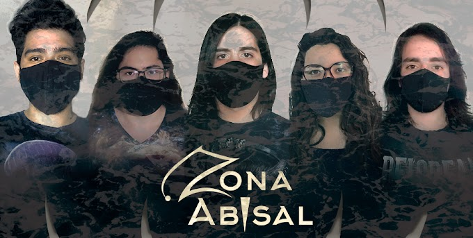 "Zona Abisal debuta con su Primer Single ""IN ABYSS""."