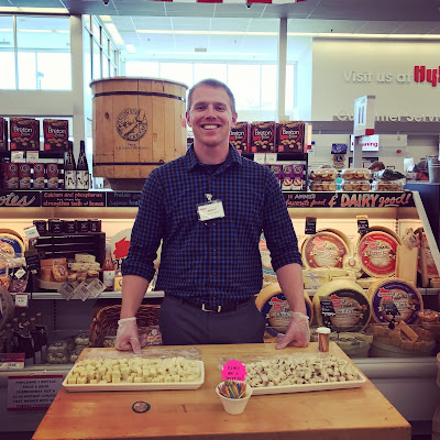 Iowa State Dietetic Intern Mark Phillips