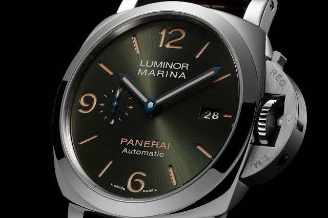 Panerai Platinumtech Luminor Marina PAM01116