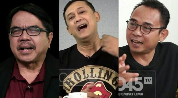 Cokro TV Diketahui Rutin Rapat 3 Kali Sehari Buat Incar Oposisi, Rocky Gerung: Mereka 'Belum Puas' Kalau Anies Belum Ditangkap!