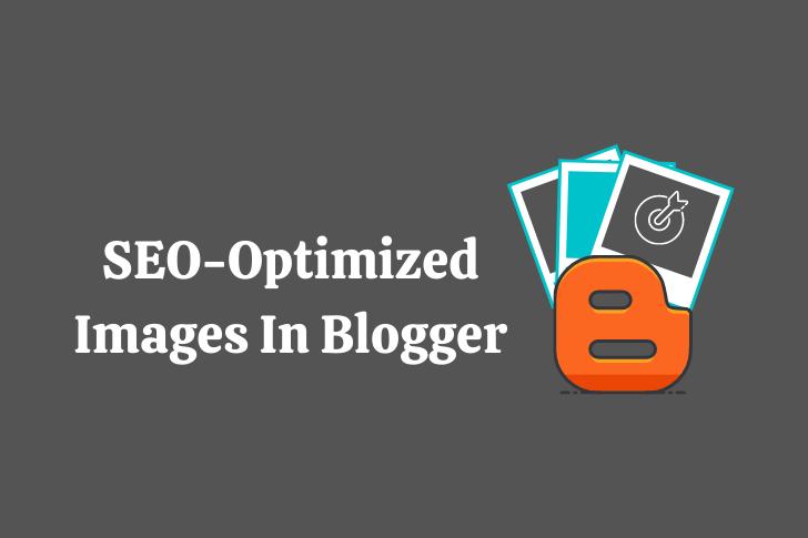 Image Optimization In Blogger