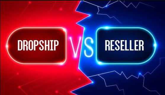dropship reseller
