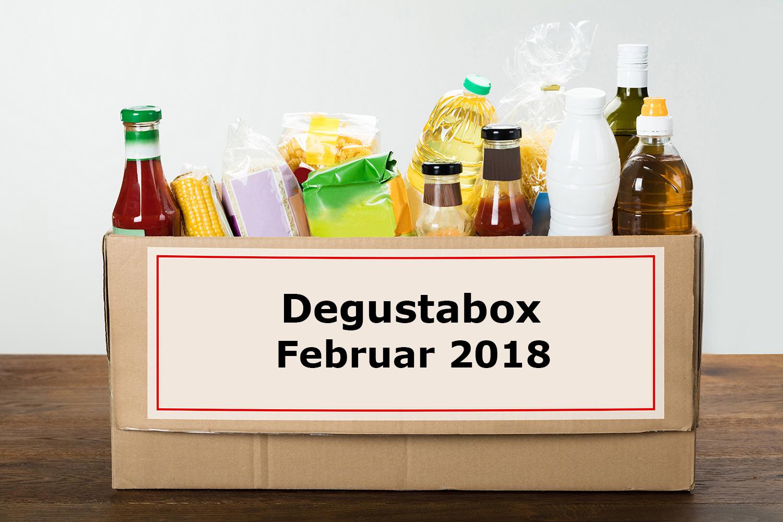 Unboxing Degustabox Februar 2018   Jenseits von Eden
