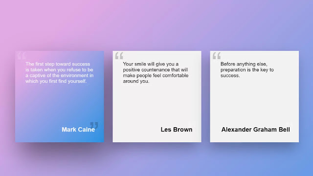 CSS Cards with Background Hover Effect