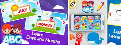 Game Edukasi Anak Paud ABC Kids