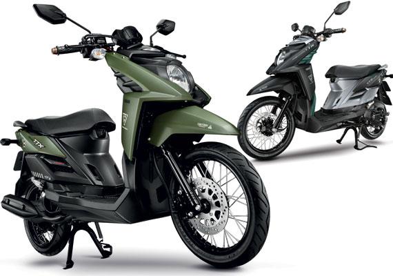 Motorcycle Diagram  Yamaha Ttx X