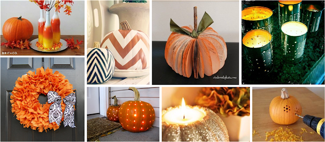 twenty8divine: Our 8 Favorite Autumn DIY's from Pinterest