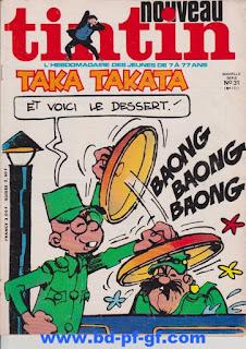 Nouveau Tintin, numéro 31, 1976