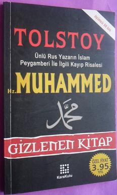 tolstoy muhammed kitabı