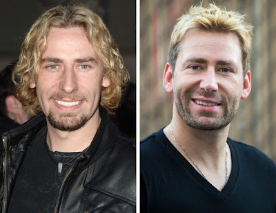 3. Chad Kroeger, do Nickelback