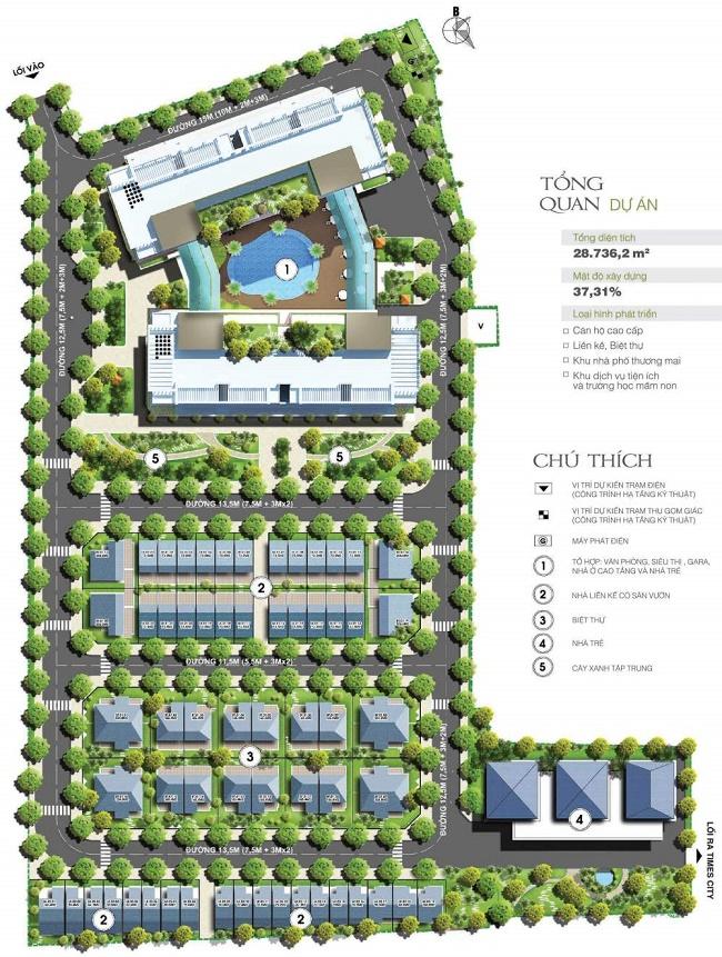 Quy hoạch Green Pearl 378 Minh Khai