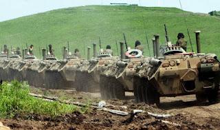 Belarus Kerahkan Pasukan