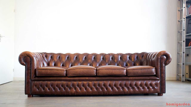 Leather Sofa Deals to Fill My Living Room Decoration + Tips on How to Clean Leather Sofa