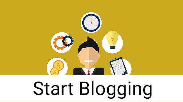 Blogging kaise start kre ? How To Start Blogging 2020
