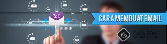 Cara Membuat Email Yahoo Gratis terbaru