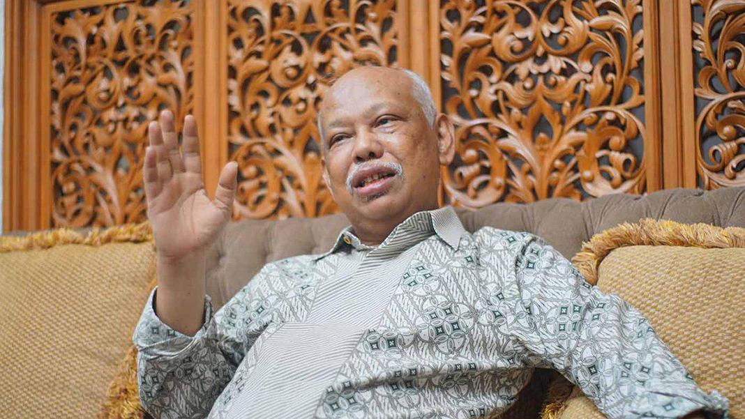 Pidatonya Tak Pernah Singgung Soal Korupsi, Azyumardi Azra: Jokowi Memang Tak Minat dengan KPK!