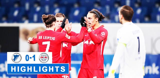 Hoffenheim vs RB Leipzig – Highlights