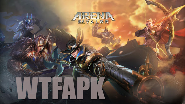 Arena of Valor WTFAPK