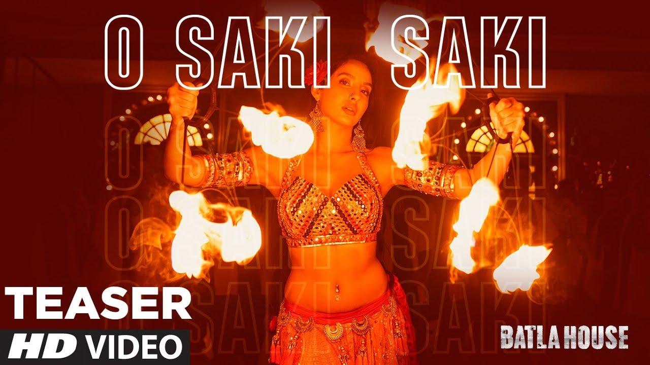 O Saki Saki Lyrics, Neha Kakkar