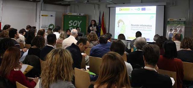 Convocatoria 2019 del Programa emplea-verde