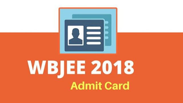 WBJEE Admit Card 2019: West Bengal JEE Released Hall Tickets Today at wbjeeb.nic.in