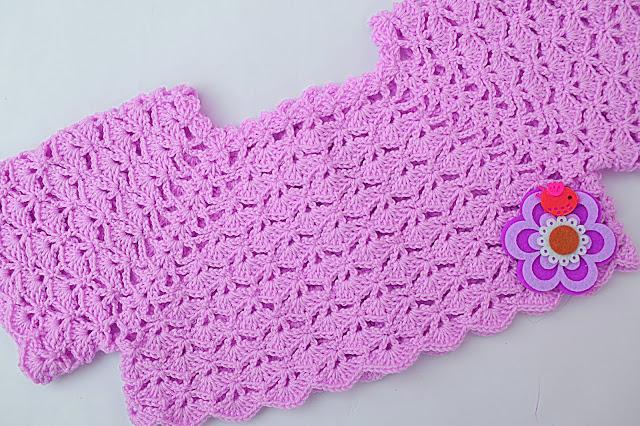 4 - Crochet Imagenes Bolero a crochet y ganchillo por Majovel Crochet