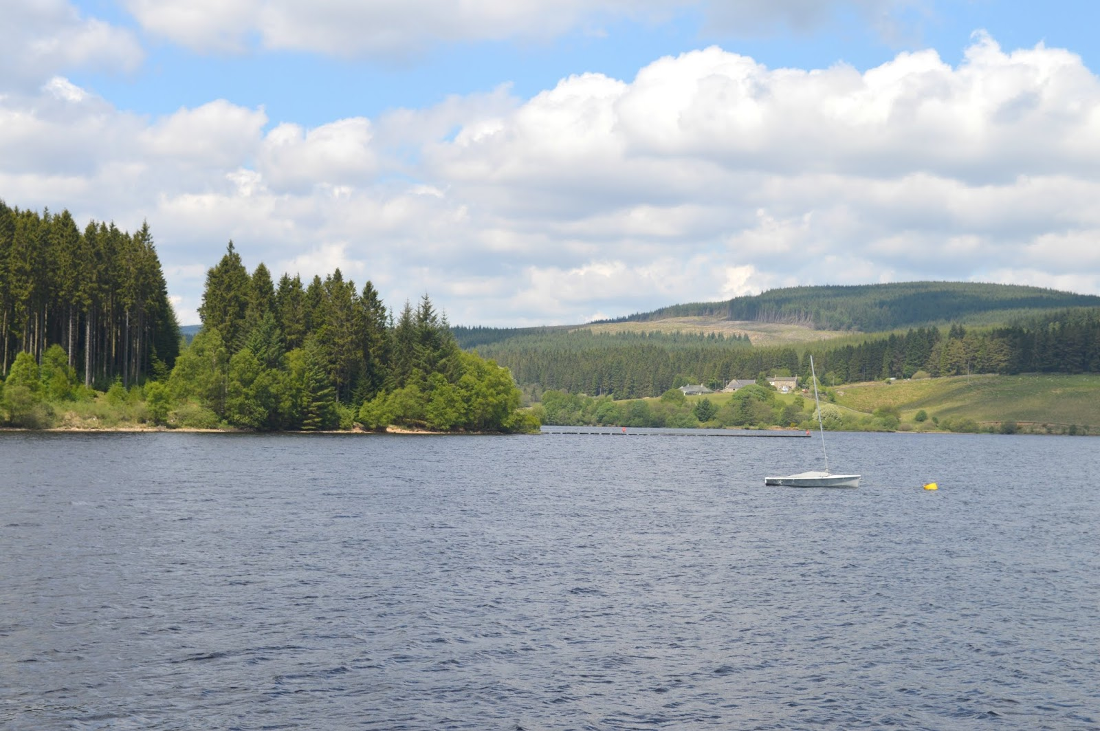 First Time Visitor's Guide to Kielder Water and Forest Park
