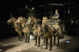 Calèche armée de Xi'an