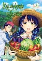 """Yuto Tsukuda, Shun Saeki, """"Kulinarne pojedynki. T. 3"""" (Shokugeki no Souma)"""