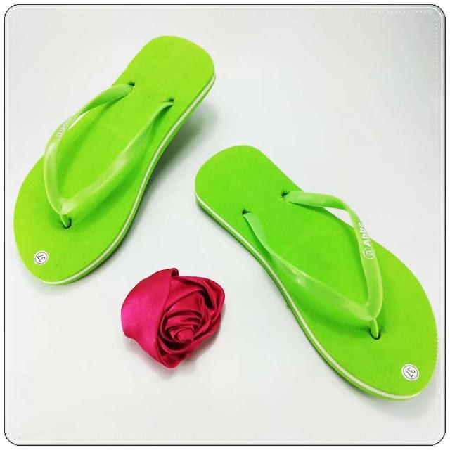 Sandal Jepit Cewe Polos Termurah | Sandal AB Grus Wanita