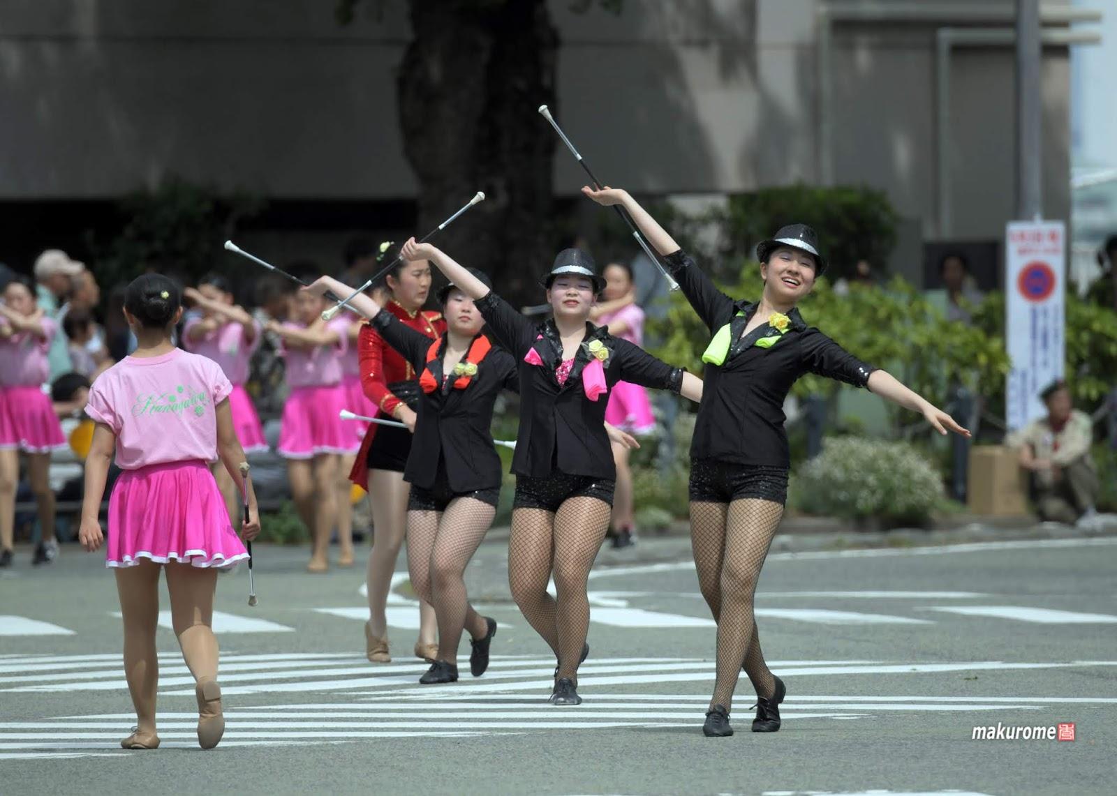 バトンパレード投稿画像
